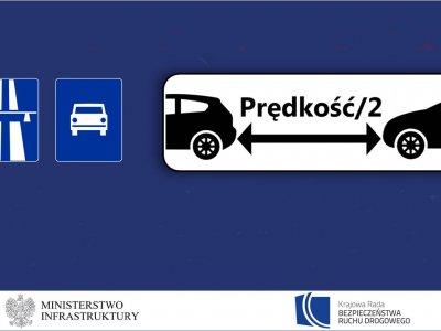 Koniec z jazdą na zderzaku już bliski – rząd zatwierdził zmiany w przepisach. Nowe obowiązki dla kierowców