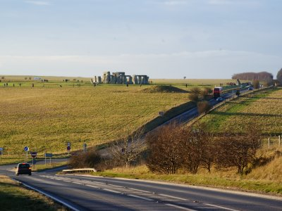 UK Department of Transport gives Stonehenge Tunnel the green light