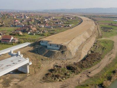 Pe Autostrada A3 C. Turzii-Chețani găsim în teren doar subcontractorul Marcotim