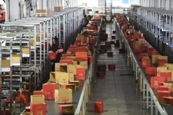 Știrile săptămânii din e-commerce   Alibaba a atins recordul de 1 miliard de dolari în vânzări în…85