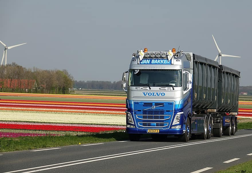 """Transport and Logistics Netherlands: HGV levy delay a """"hammer blow"""""""
