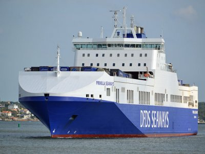 """DFDS boast new Ireland-France ferry offers """"paperless transport"""""""