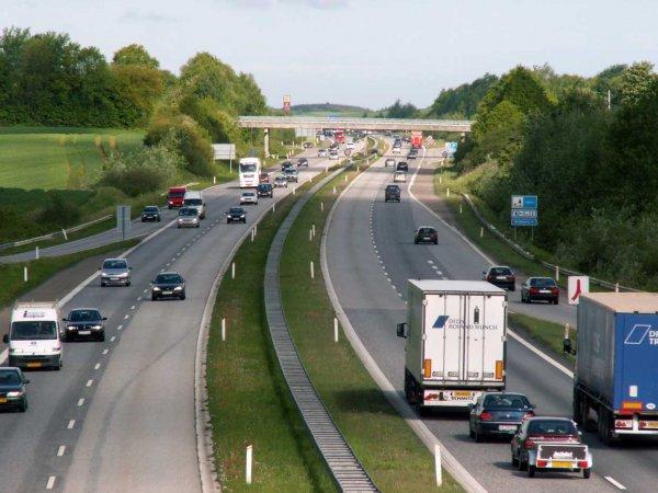Усиленный пограничный контроль в Дании. Водители могут свободно въехать, но при одном условии