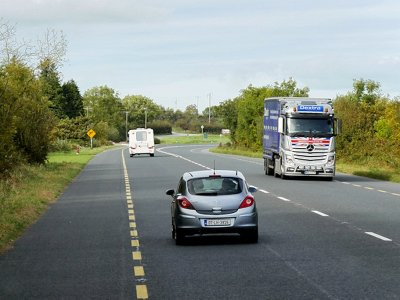 Doubts emerge over ECMT permit requirements for Northern Irish hauliers