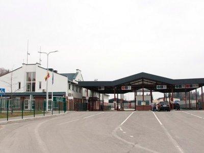 В пункте пропуска Бенякони-Шальчининкай в декабре из-за ремонта возможна временная приостановка движения