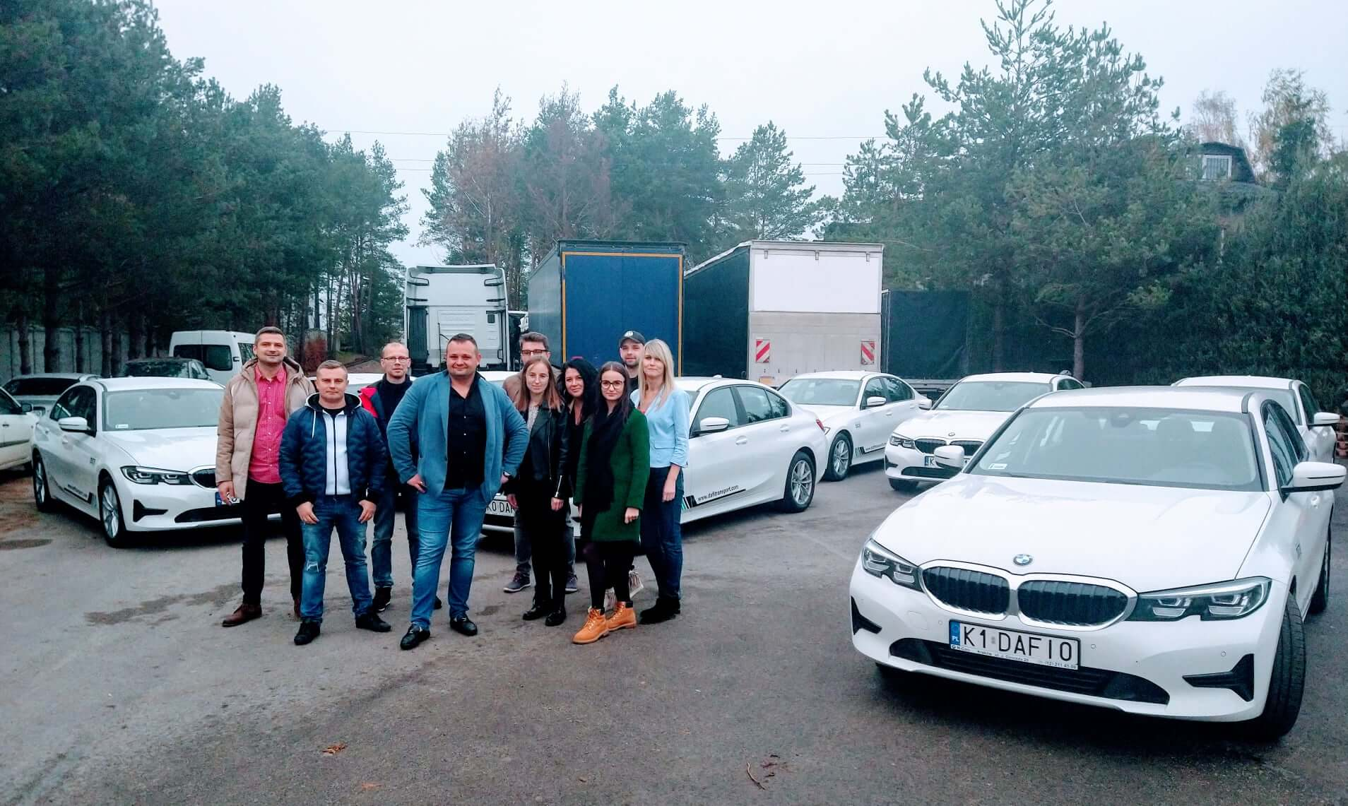 TSL firm gives new BMWs to top forwarders, with its drivers receiving cash bonuses instead