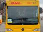 """Az ismert futárcég az egyik európai fővárosban a """"csomagautóbuszt"""" teszteli"""