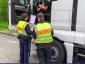 Acțiune intensivă de control în Germania a peste 100 de camioane. Unul dintre șoferi a fost amendat cu 30.000 Euro