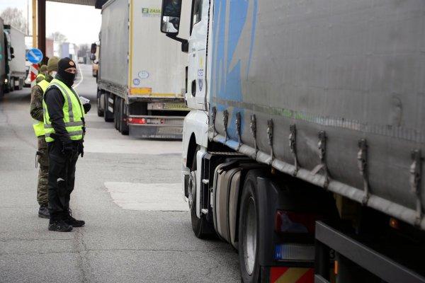 A fagyi visszanyal: kevesebben fuvaroznak Dániába az adminisztrációs terhek miatt