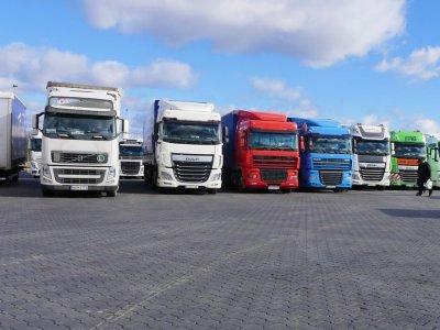 Sunkvežimių eismo apribojimai Austrijoje 2021 m.