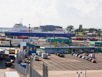 Portul din Portsmouth dezvăluie planurile pentru gestionarea traficului post-Brexit