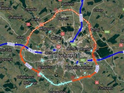 Licitația pentru proiectarea și execuția Autostrăzii de Centură București mai face un pas înapoi