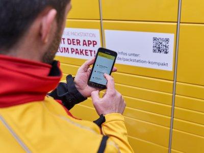 Mehr als 12.000 DHL Packstationen in Deutschland bis 2023
