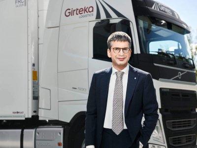 """CEO Girteka: """"Digitalizarea este o necesitate. Ajută la echilibrarea efectelor Pachetului de Mobilitate. """""""