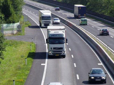 Europe's road freight rates increase by 1.2% between Q2 and Q3