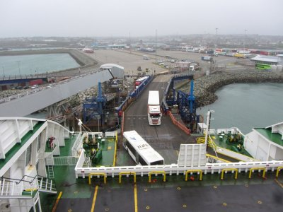 Holyhead port confident of smooth operation despite IRHA's Brexit concerns