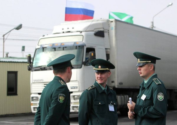 Rosja uziemi zagraniczne ciężarówki. Dosłownie