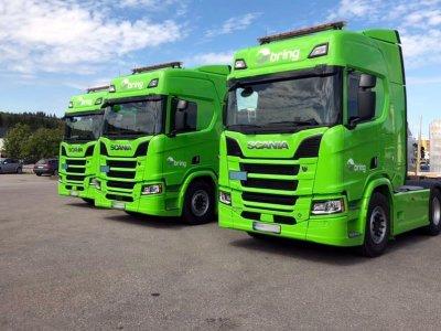 Kierowca ciężarówki przegrał proces z Bring Trucking. Musi zapłacić horrendalne koszty sądowe