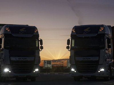 Haulier fined for breaking EU on law on weekly rest periods