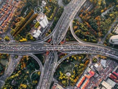 In Zukunft weniger Luftverschmutzung durch Verkehr