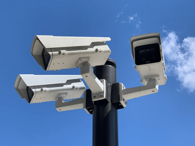 French authorities using CCTV to catch driving infringements and mail out fines