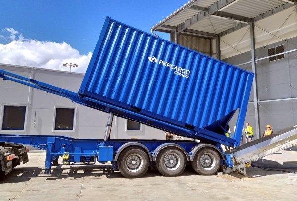 Ciężarówki PKP Cargo wjadą w przyszłym roku na drogi. To będą słodkie transporty