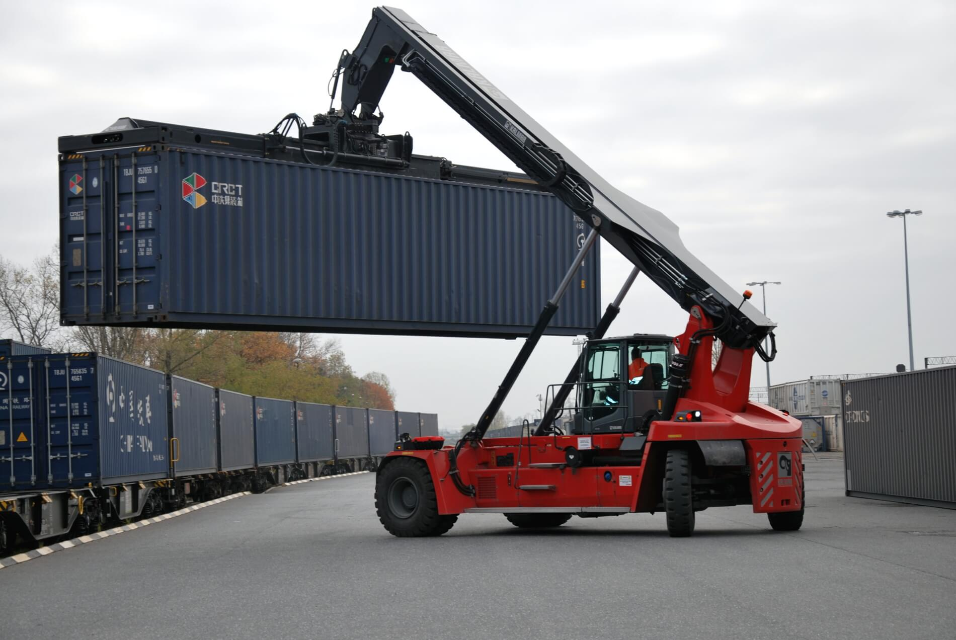 PKP Cargo uruchomiło kolejny pociąg operatorski. Zapewni stałe połączenie z Małaszewiczami