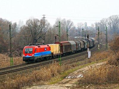 Rail Cargo Hungaria: zökkenőmentesen működik a vasúti árufuvarozás a járvány körülményei között is