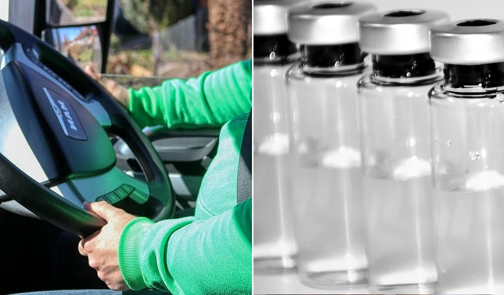 Danish road transport body: lorry drivers should be priority group for COVID-19 vaccines