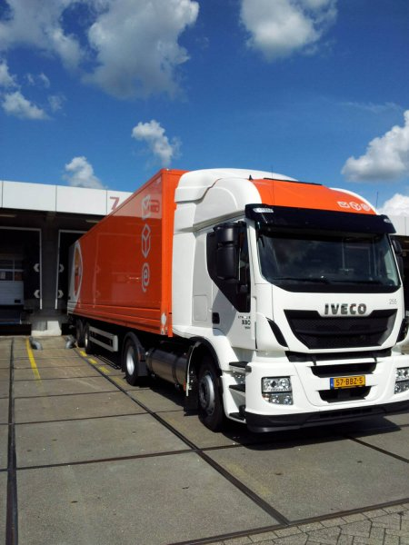 Dutch post to fuel vehicles with waste oil used for french fries