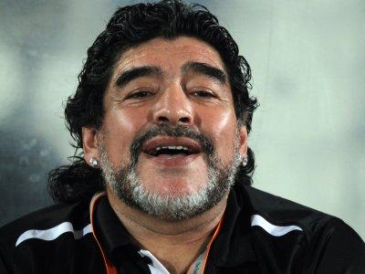 Maradona też jeździł ciężarówką. Do czego była mu potrzebna?