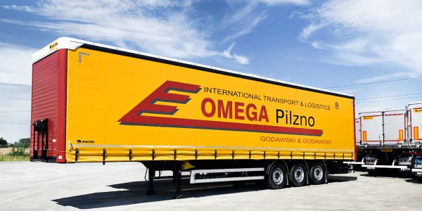 New ultralight semi-trailer could cut the amount of trips made