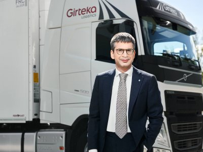 Girteka CEO: Digitisation a must for profitability, competitiveness and balancing the effects of the Mobility Package