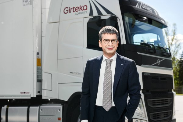 Girteka CEO: Digitisation a must for profitability, competitiveness and balancing the effects of the