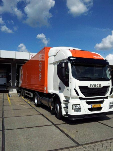 Niderlandzka poczta będzie jeździć na oleju po… frytkach