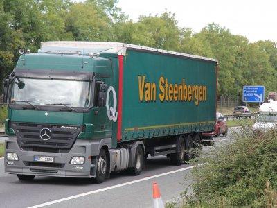 Transportator belgian acuzat de trafic de persoane