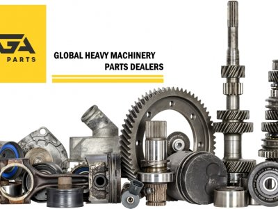 AGA Parts Co. offers reliable spare parts for heavy machinery produced by 90 international manufacturers