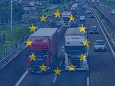Что Пакет мобильности означает для водителей и перевозчиков из-за пределов Европейского союза?