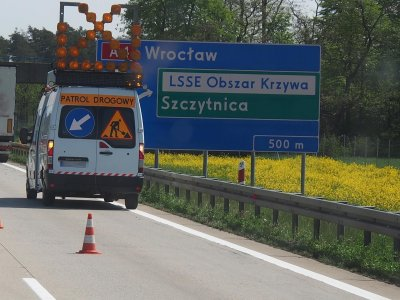 23 декабря в Польше начнется протест водителей грузовиков. Возможны затруднения на А4