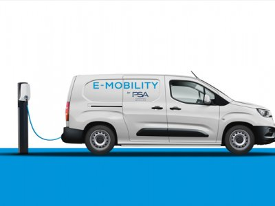 PSA Group to electrify all of its compact vans within a year