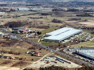 Na południe od Warszawy powstanie nowy park logistyczny. Tuż przy S8