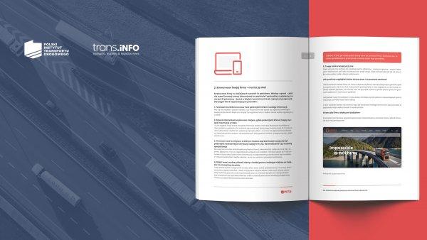 Zobacz, jak skutecznie budować pozytywny wizerunek firmy transportowej i spedycyjnej. Pobierz DARMOW