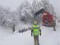 Heftiger Wintereinbruch verursacht Chaos auf österreichischen Straßen. Auch in Slowenien sind mehrere Autobahnabschnitte gesperrt
