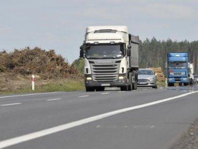 Тяжелый транспорт по дорогам общего пользования без дополнительных разрешений в Польше