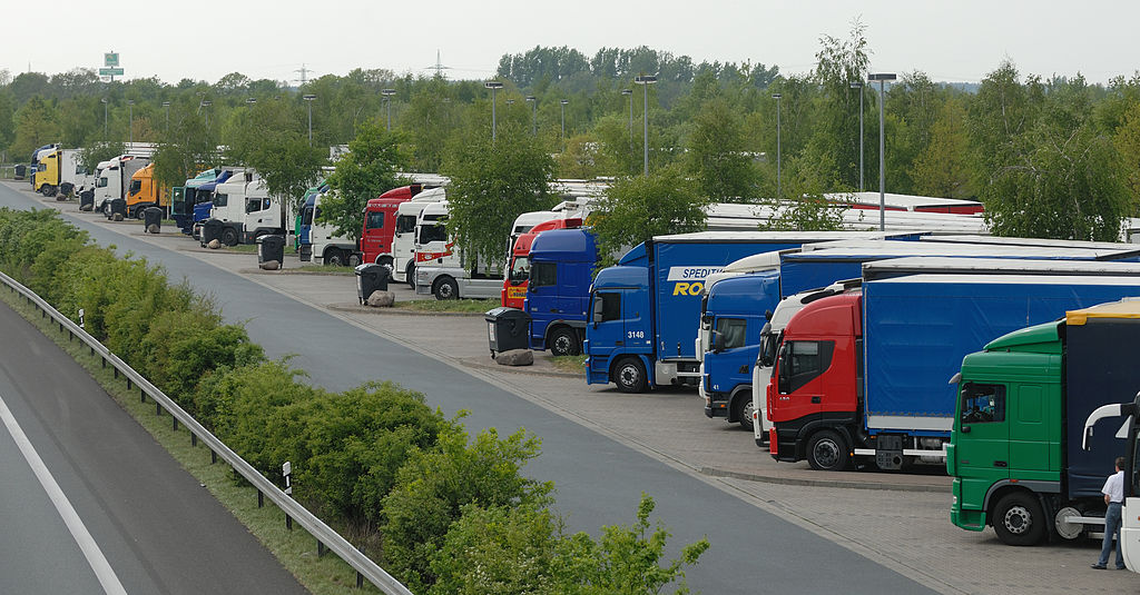 Germany's Schleswig-Holstein region seeks to address HGV parking shortages