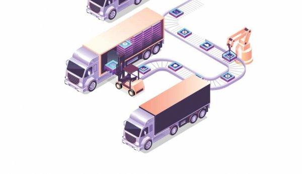 Jak będzie wyglądać logistyka za 20 lat? Eksperci opracowali trzy scenariusze, jeden wyraźnie pesymi