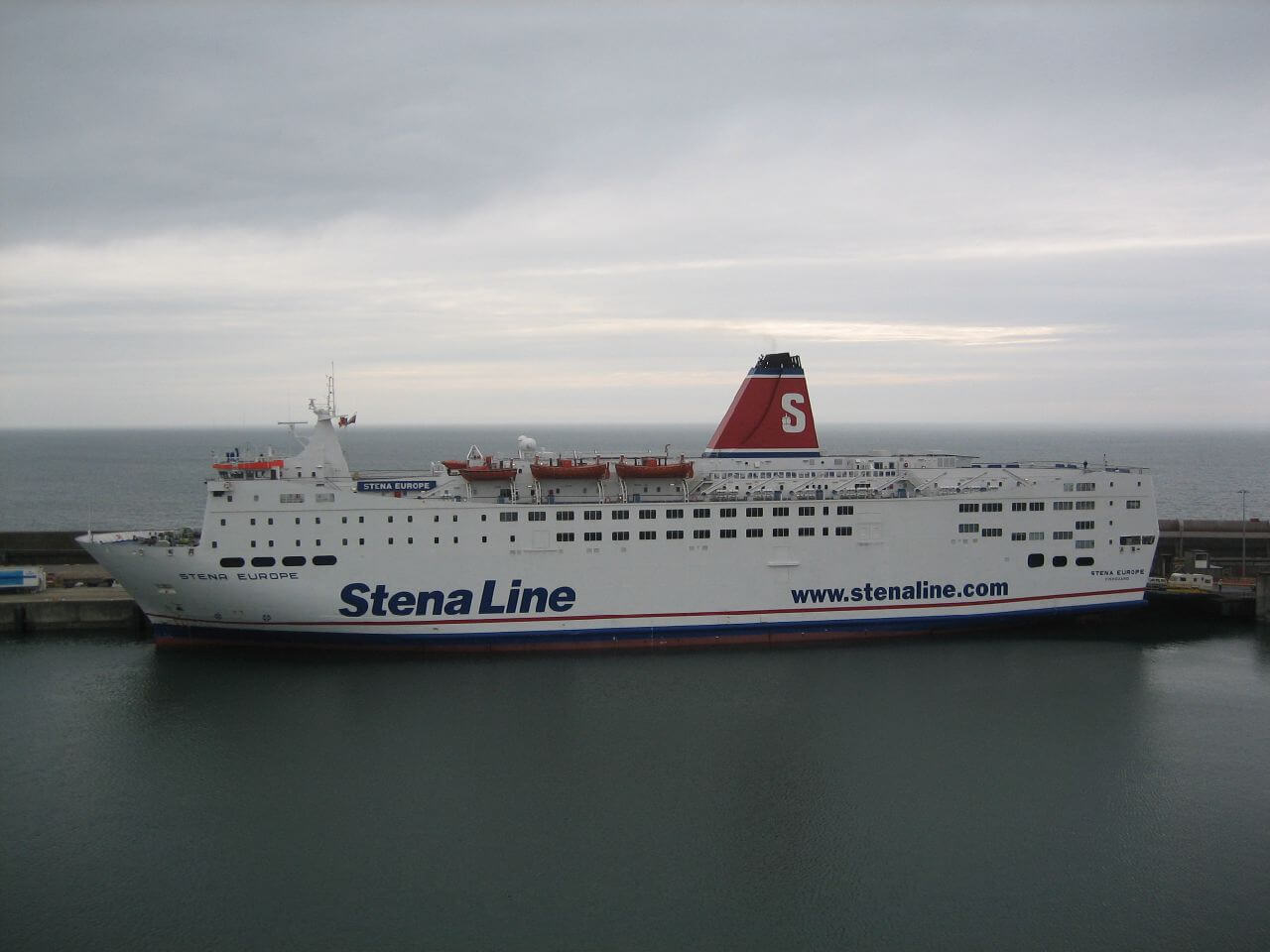 Stena doubles up on Rosslare-Cherbourg crossing due to increased demand