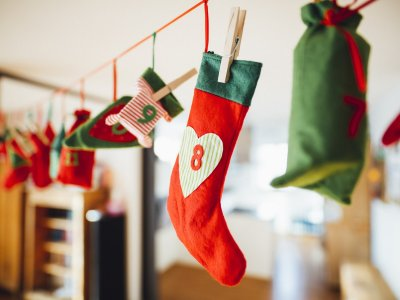 Santa's magical world is dashing on by! How does his supply chain work?