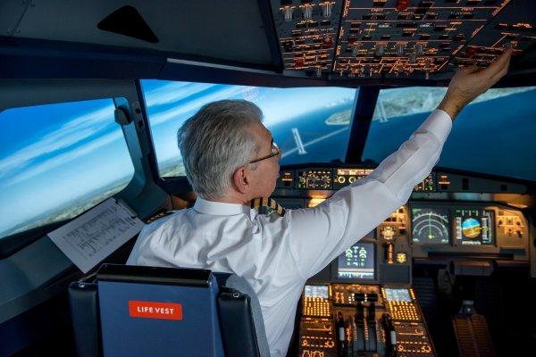 Die Arbeit eines Piloten sollte sicher und profitabel sein. Die Pandemie hat jedoch dazu geführt, da