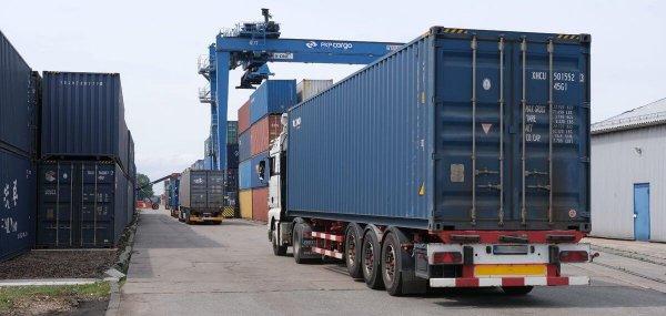 Растет потенциал транзита из Китая в Европу. Доля контейнерных перевозок в ближайшем будущем может с